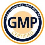 GMP Logo - Aplicaps by Clover - Fabricante de capsulas blandas